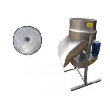 Elektriskais kāpostu griezējs 500 kg/h